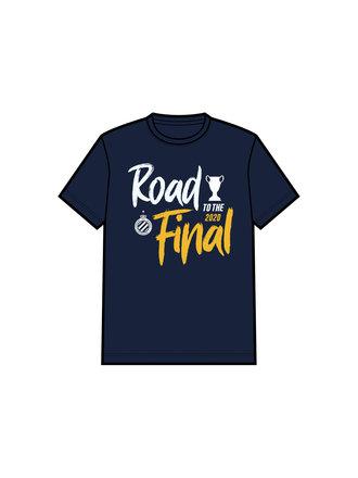 T-shirt Cup Final Navy 19/20