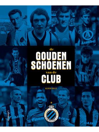 Boek 'DeGoudenSchoenenvandeClub'