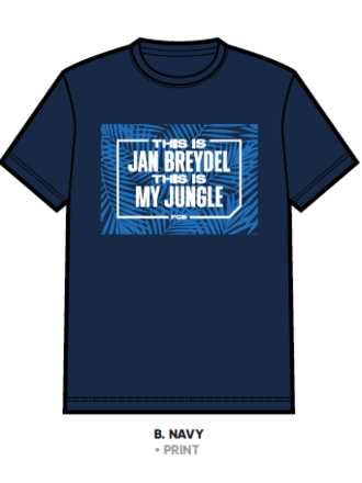 T-shirt Jungle volw.