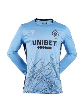 Keeper shirt blauw volw. 20/21