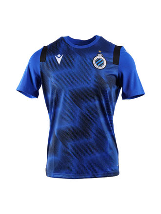 Training T-shirt blauw