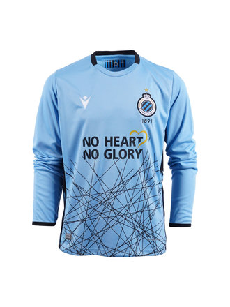 Keeper shirt blauw kids 20/21