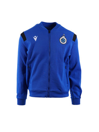 Travel Jacket Blauw
