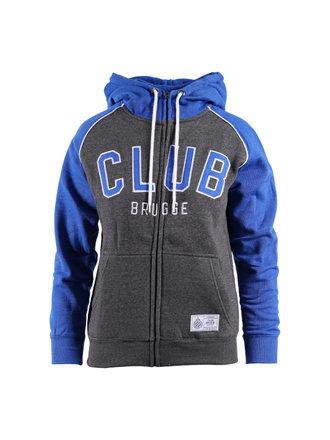 Sweater 'Club Brugge' dames