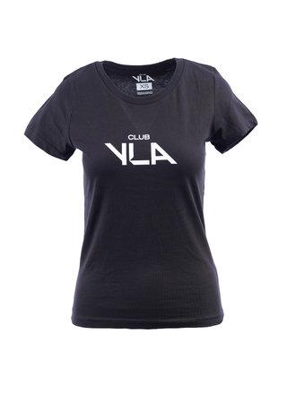 Club YLA YLA T-shirt Zwart