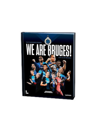 Lannoo Boek 'We are Bruges'