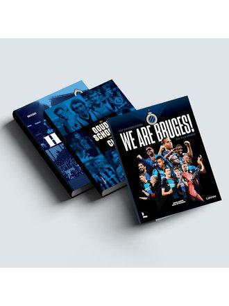 Boekenpakket 'We Are Bruges'