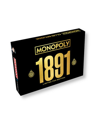 Monopoly Monopoly Club Brugge '1891 Edition'
