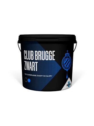 Woutim Verf Club Brugge Zwart