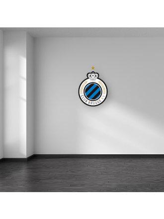 Club Brugge Muursticker Logo Kleur