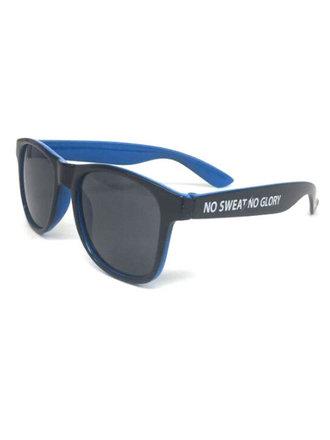 Zonnebril Blauw-Zwart