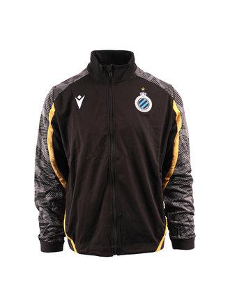Travel jacket zwart volw. 21/22