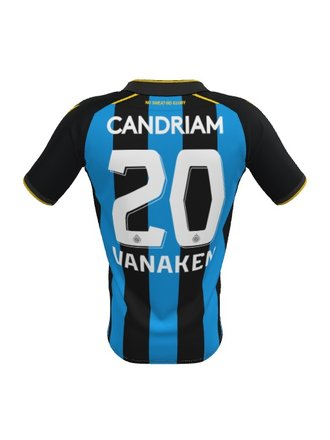 [Customized] Home shirt volw. 21/22