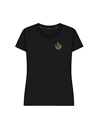 Casual 1891 T-Shirt zwart 130 Years Ladies