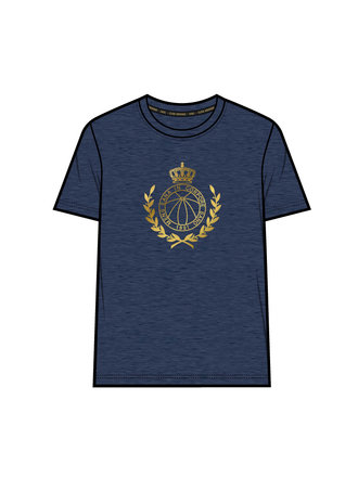 Casual 1891 T-Shirt Navy 130 Years Men