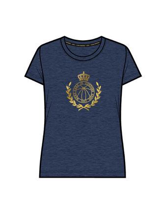 Casual 1891 T-Shirt Navy 130 Years Ladies
