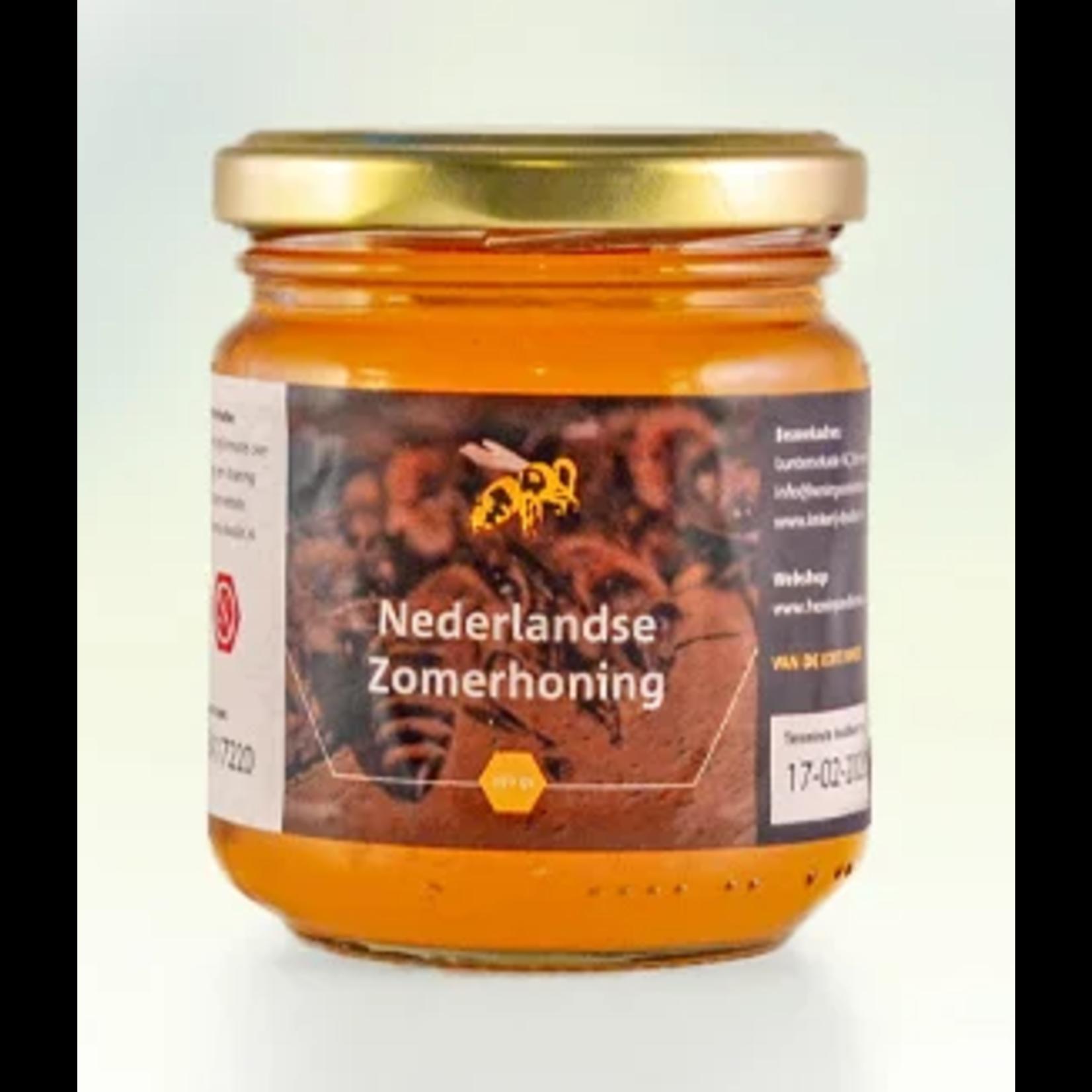 Bloemen (zomer) Honing - Imkerij de Vallei