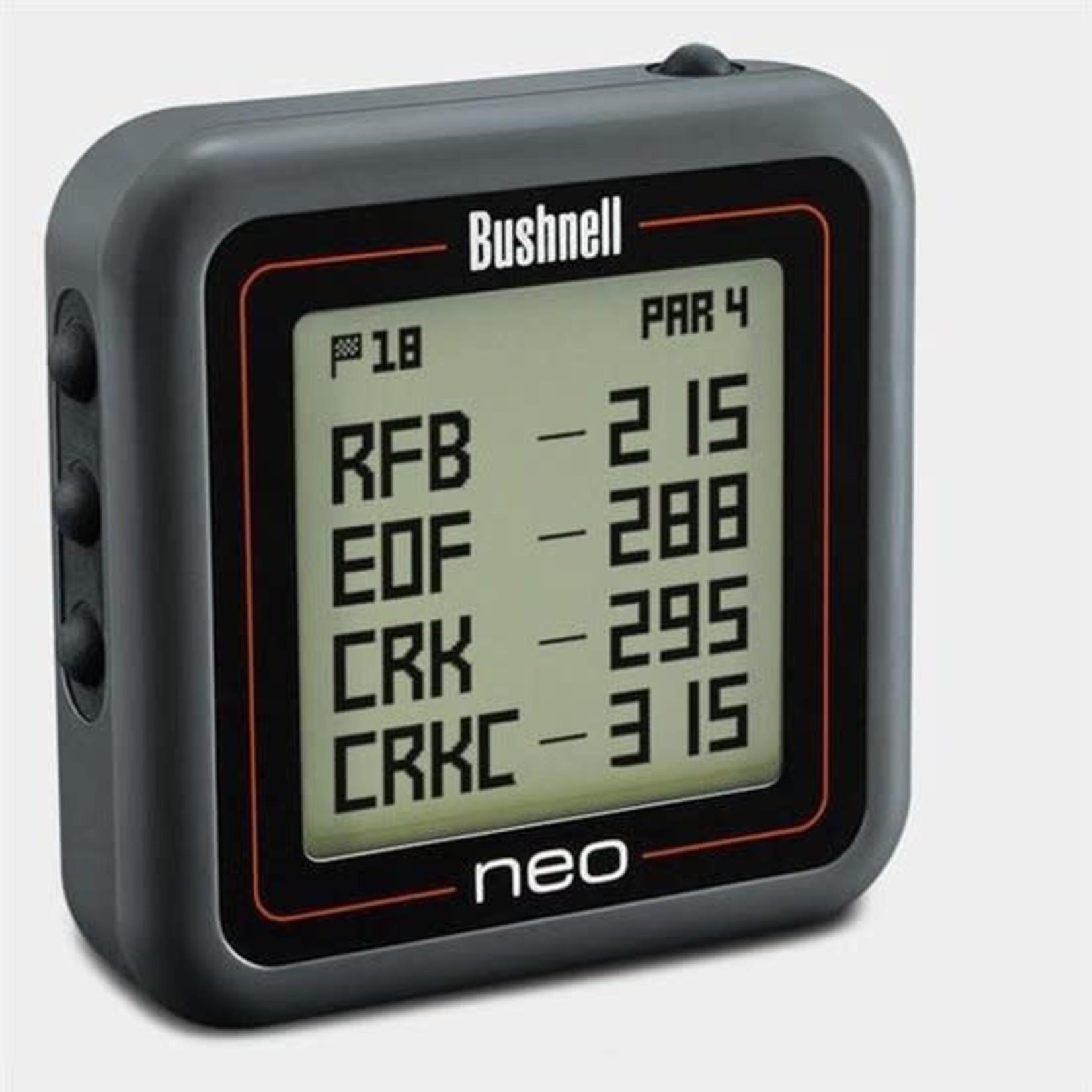 Bushnell Bushnell Golf Neo Ghost GPS Rangefinder