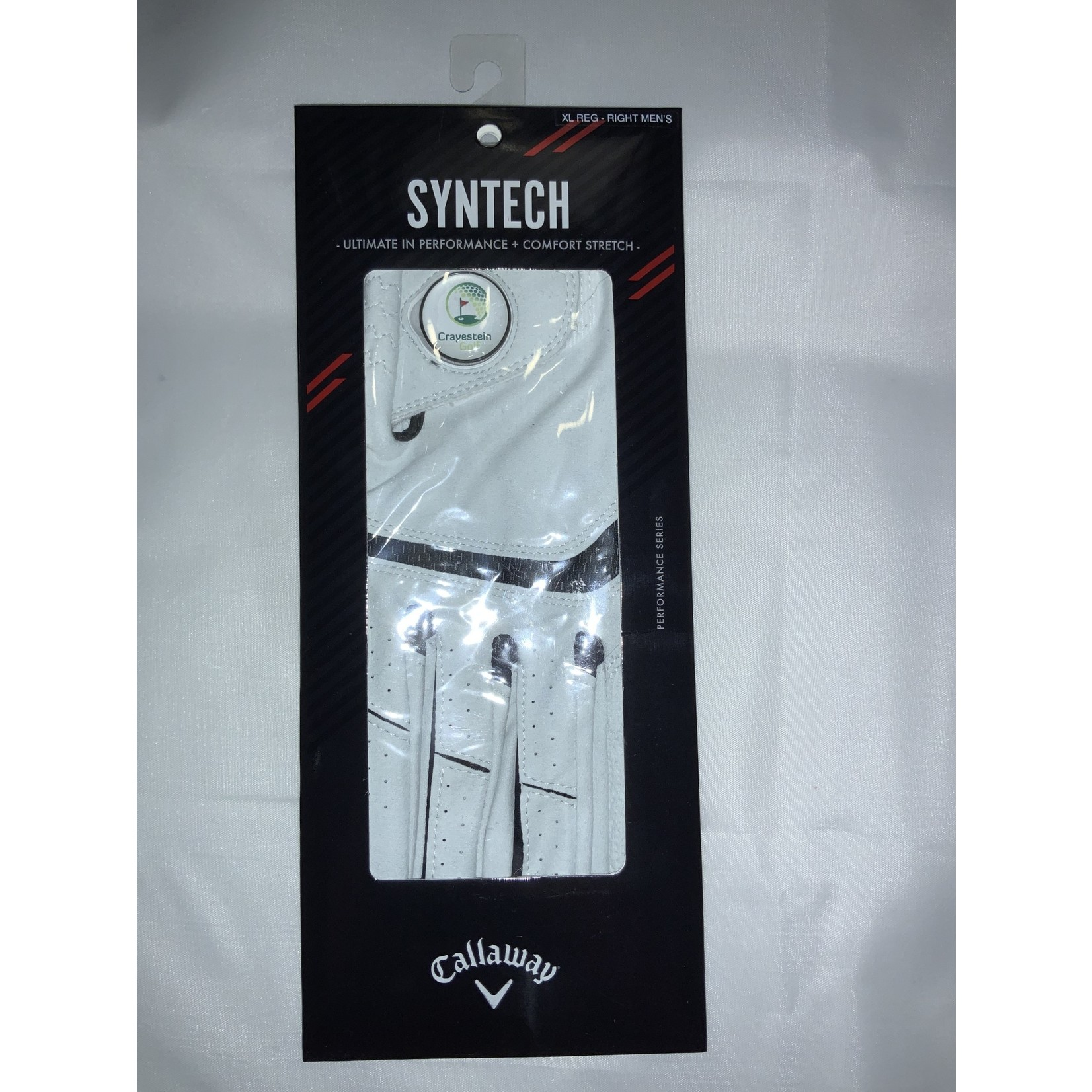 Callaway Callaway Syntech Glove Mens (right hand)