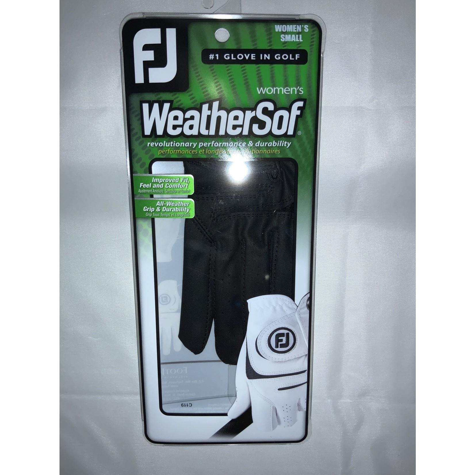 Footjoy FootJoy Weathersof Ladies (left hand)