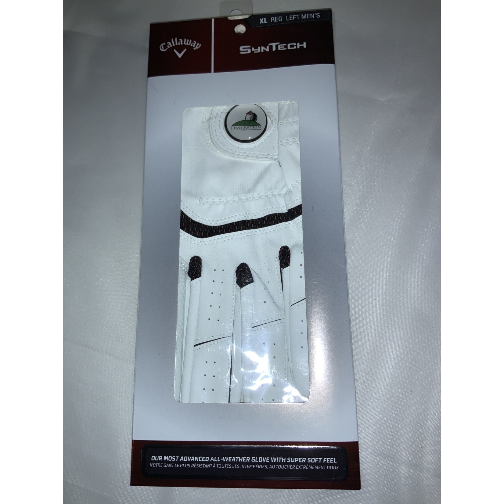 Callaway Callaway Syntech Glove Mens (left hand)