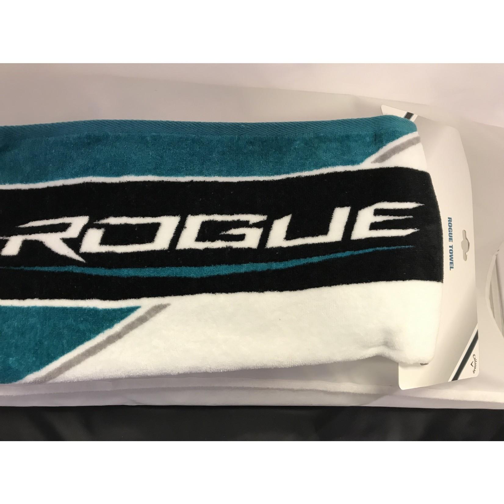 Callaway Callaway Rogue Towel (Wit/Groen)