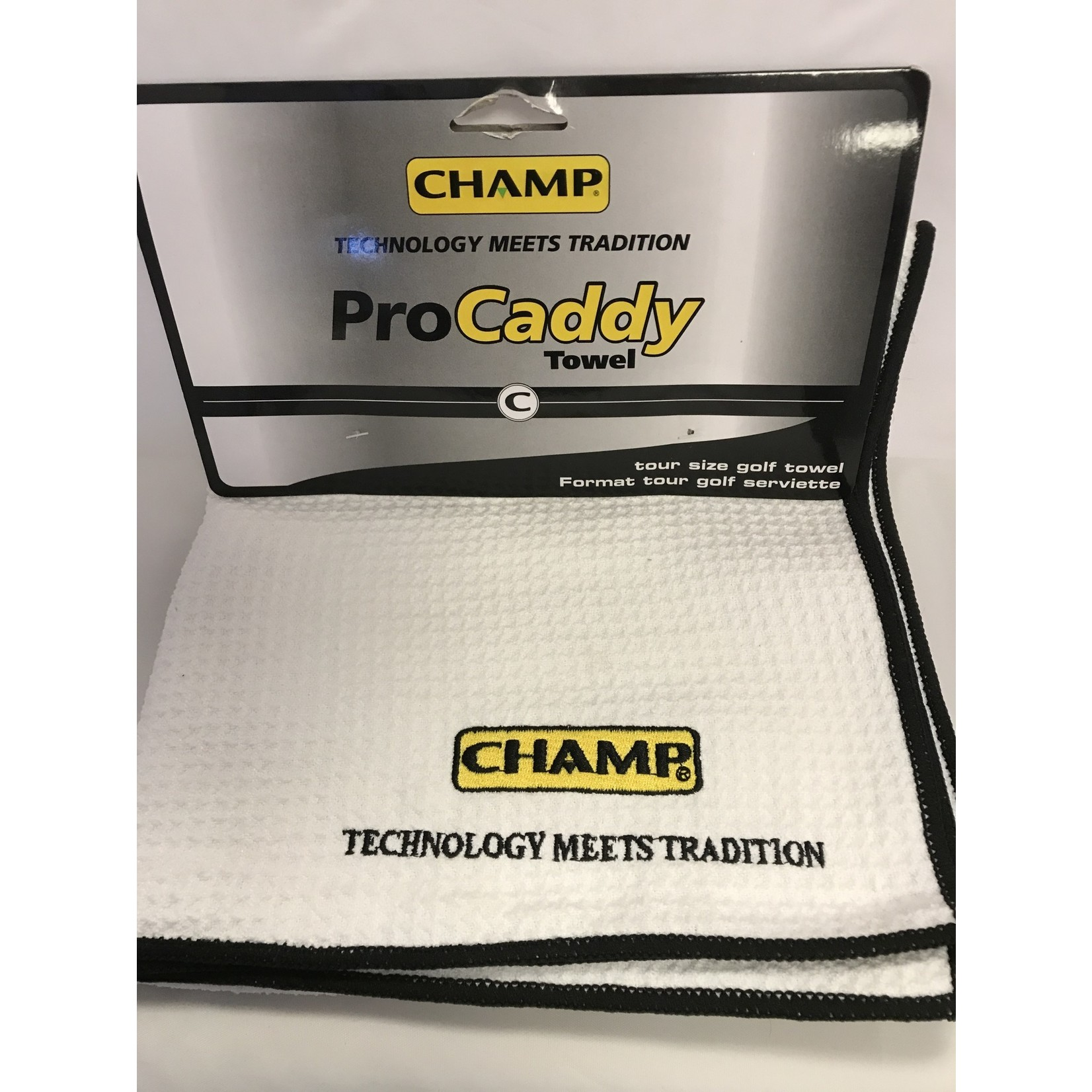 Champ Champ  Pro Caddy Towel