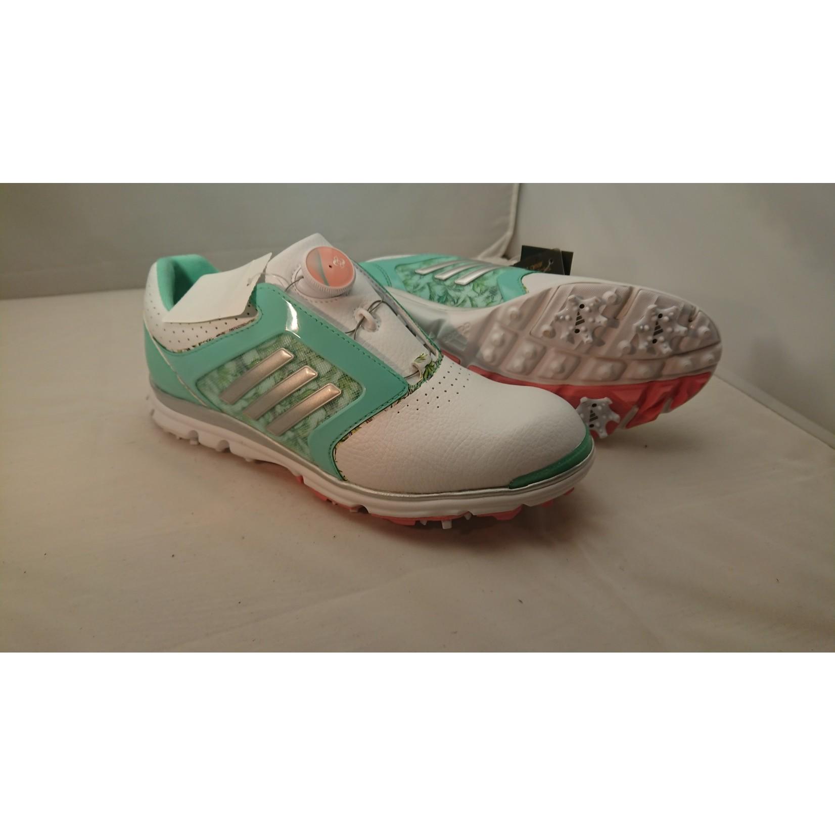 Adidas Adidas adistar tour Boa Wit/Groen 38 2/3