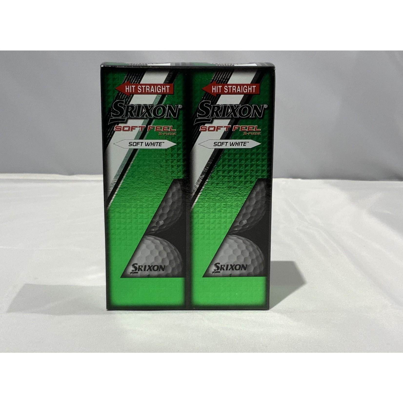 Srixon Srixon Soft Feel - 6 pack wit
