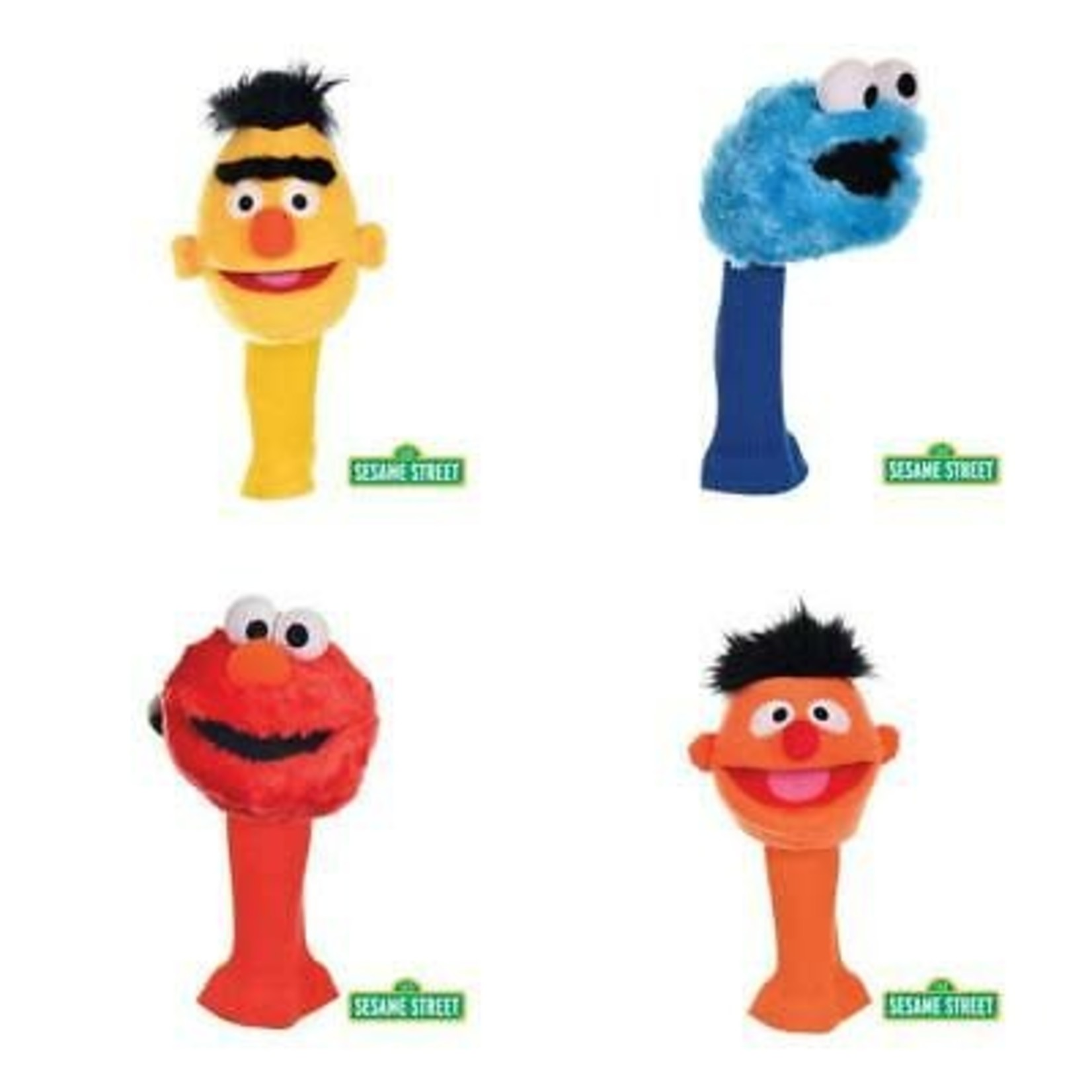 Sesamestreet Sesamestreet Headcover Elmo