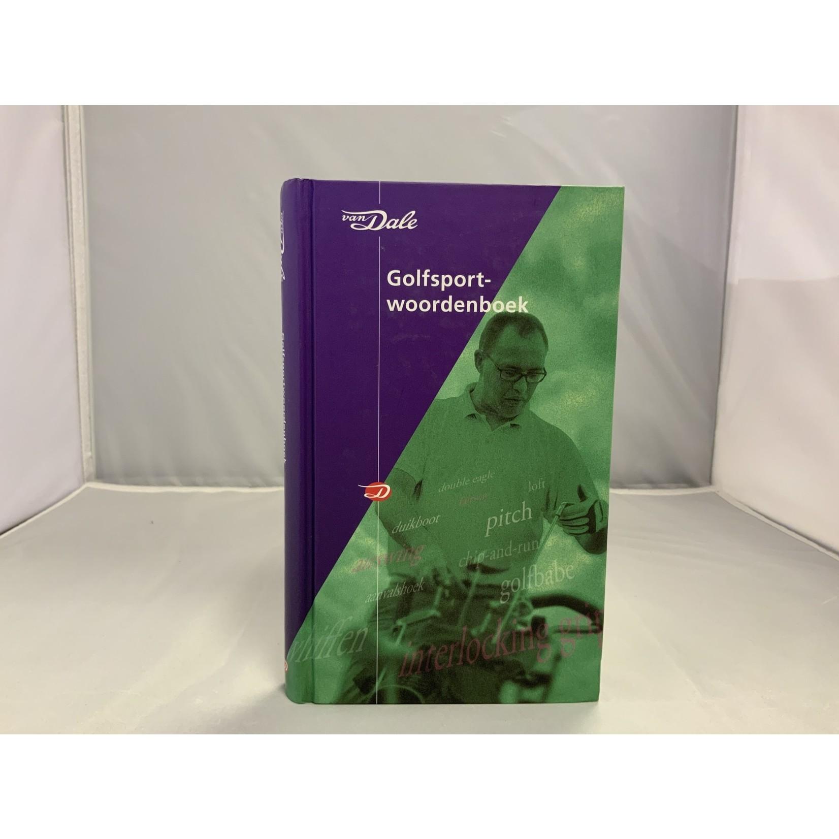 van Dalen: Golfsport woordenboek