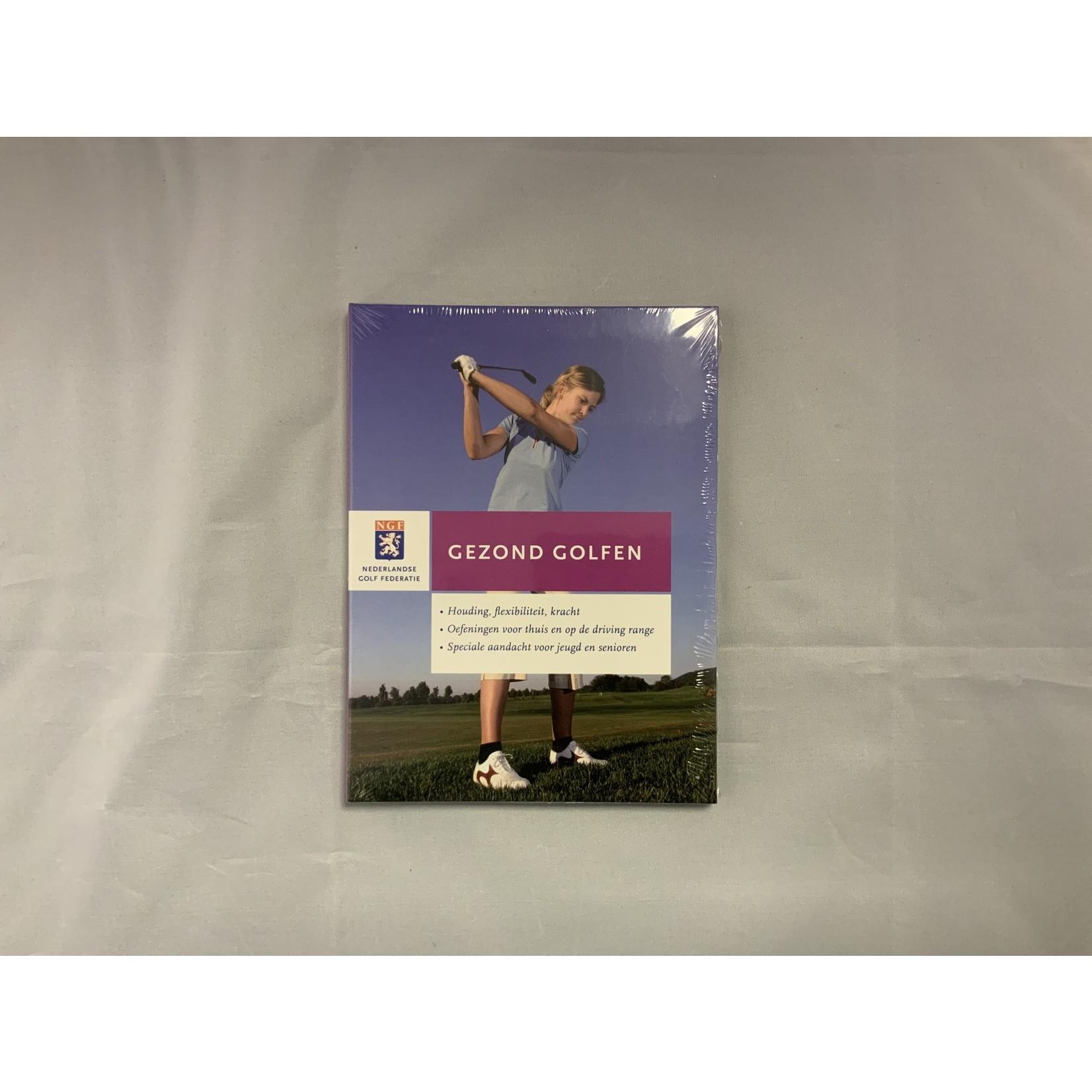 NGF boeken NGF -  Gezond Golfen DVD