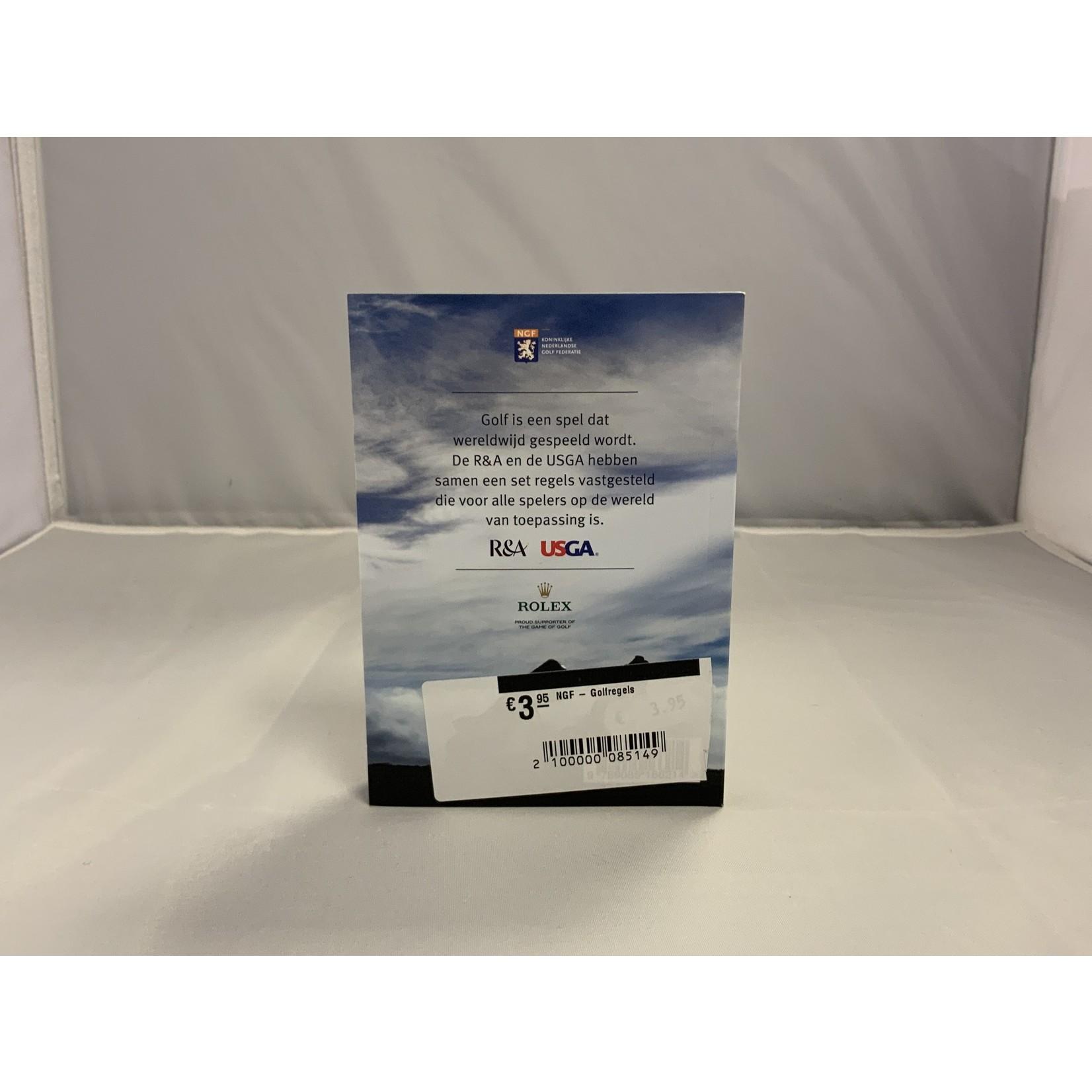 NGF boeken NGF - Golfregels