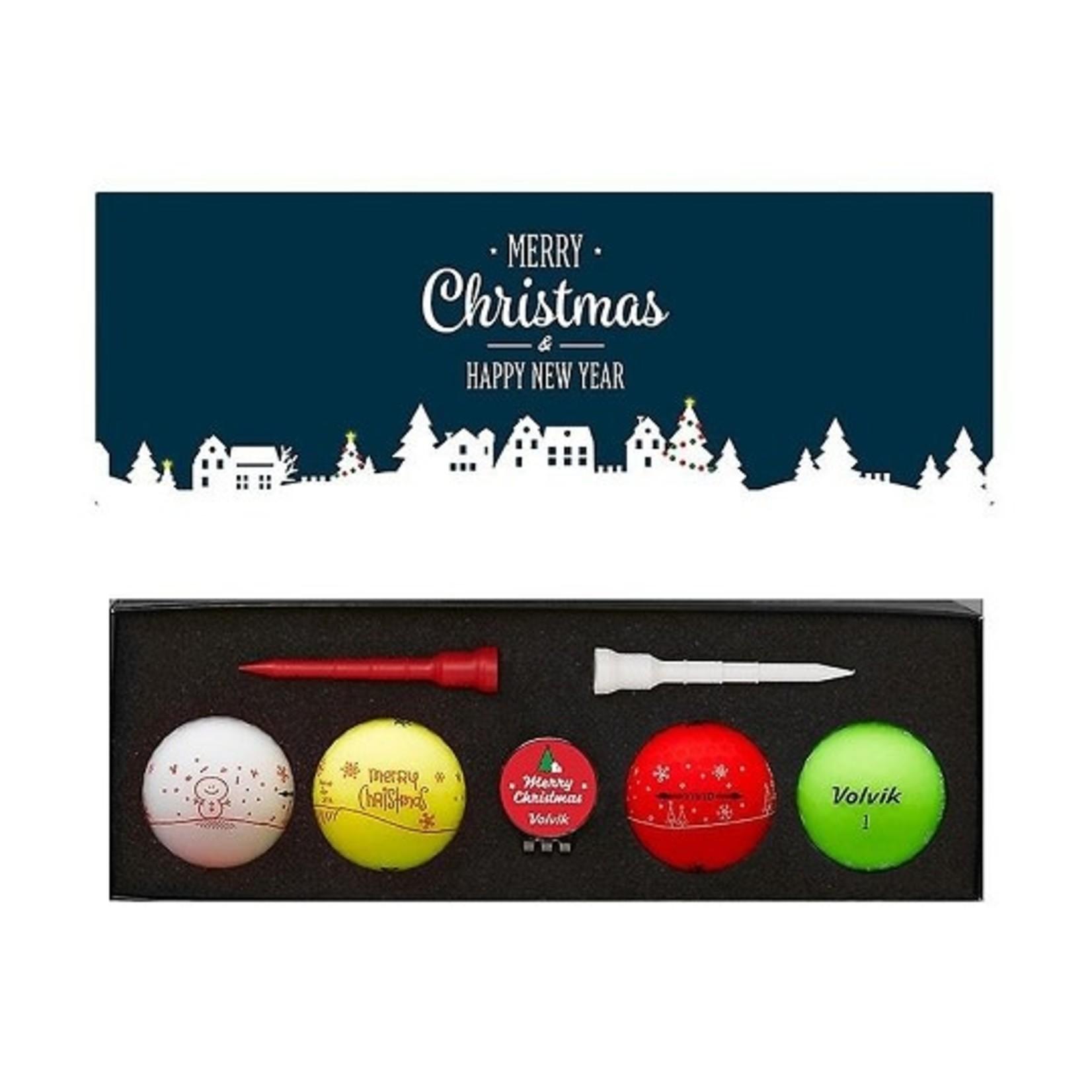 Volvik Volvik Happy Merry Christmas gift-pack