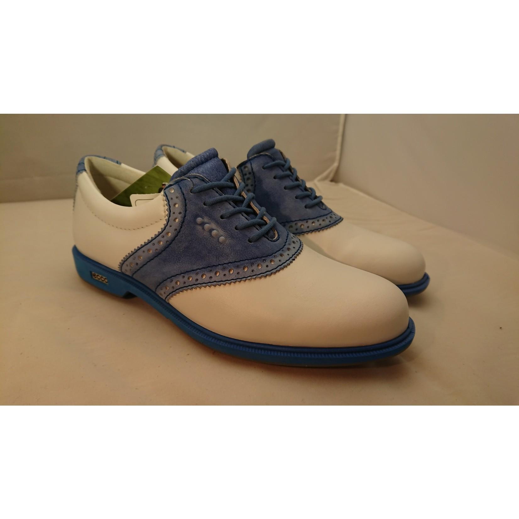 Ecco Ecco Women's Classic Golf Hybrid Wit/Blauw 36