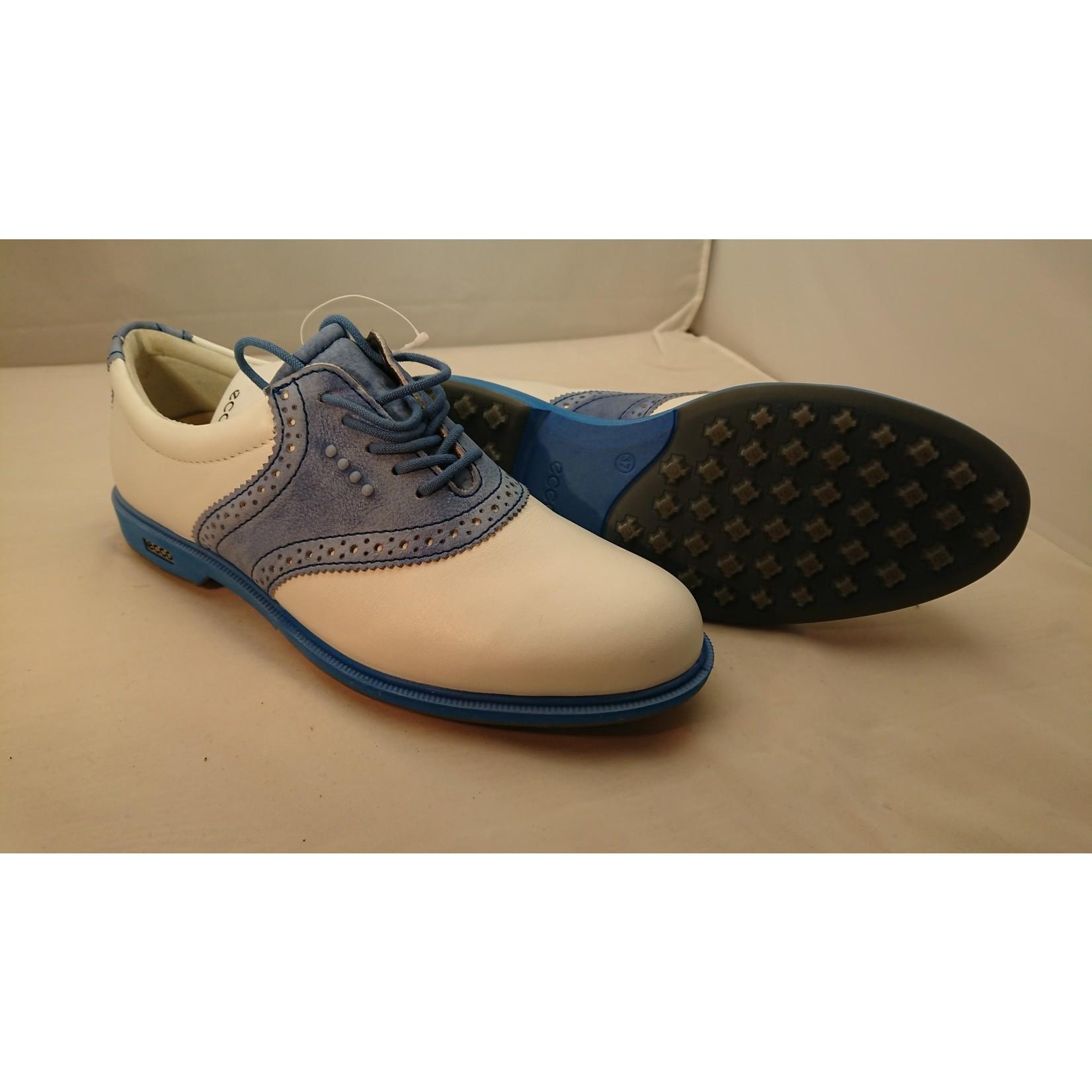 Ecco Ecco Women's Classic Golf Hybrid Wit/Blauw 37