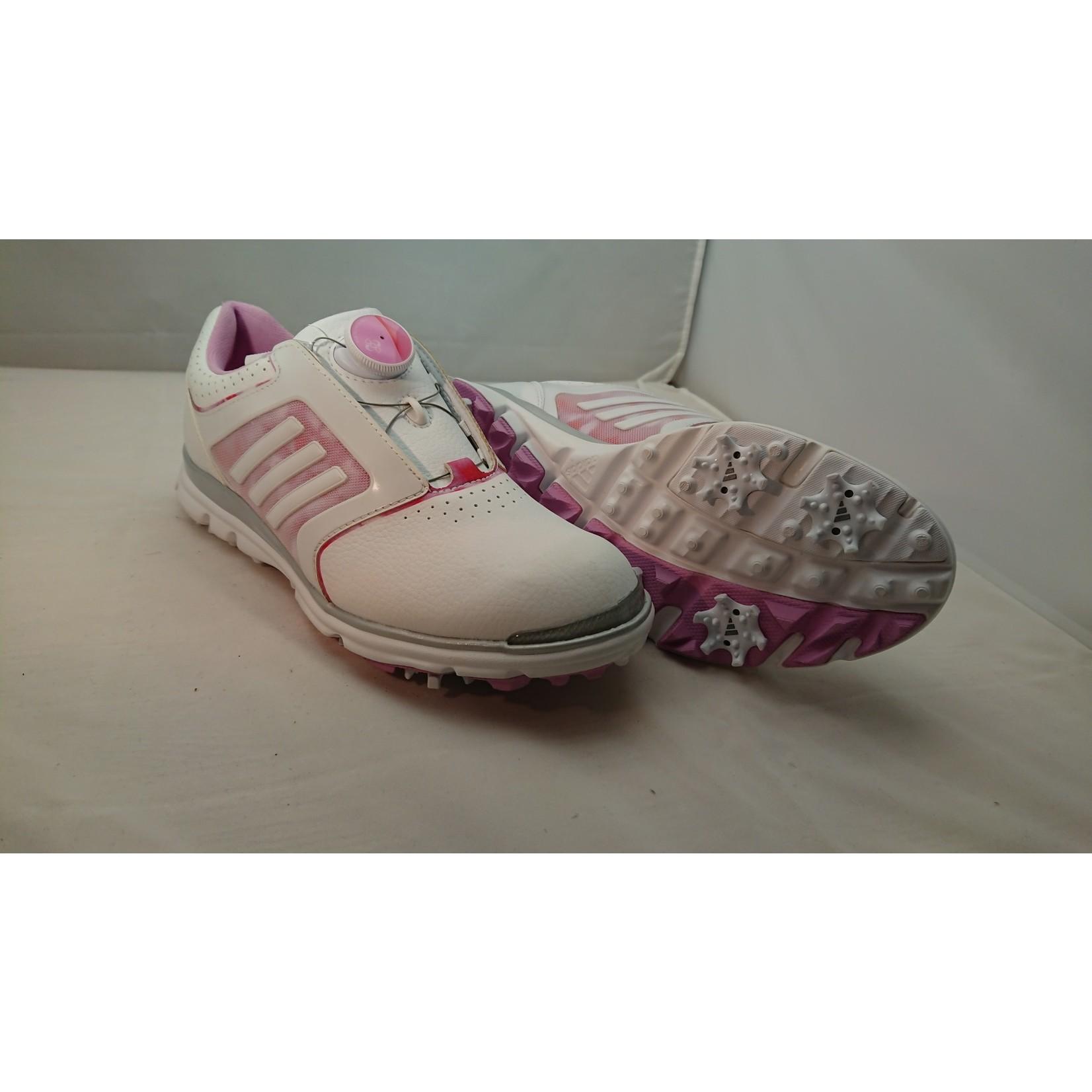 Adidas Adidas W Adistar Tour Boa Wit/Rose 37 1/3