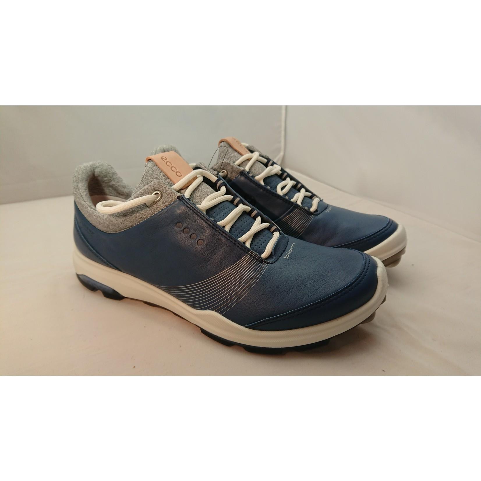 Ecco Ecco  W Golf Biom Hybred 3 Blauw 38