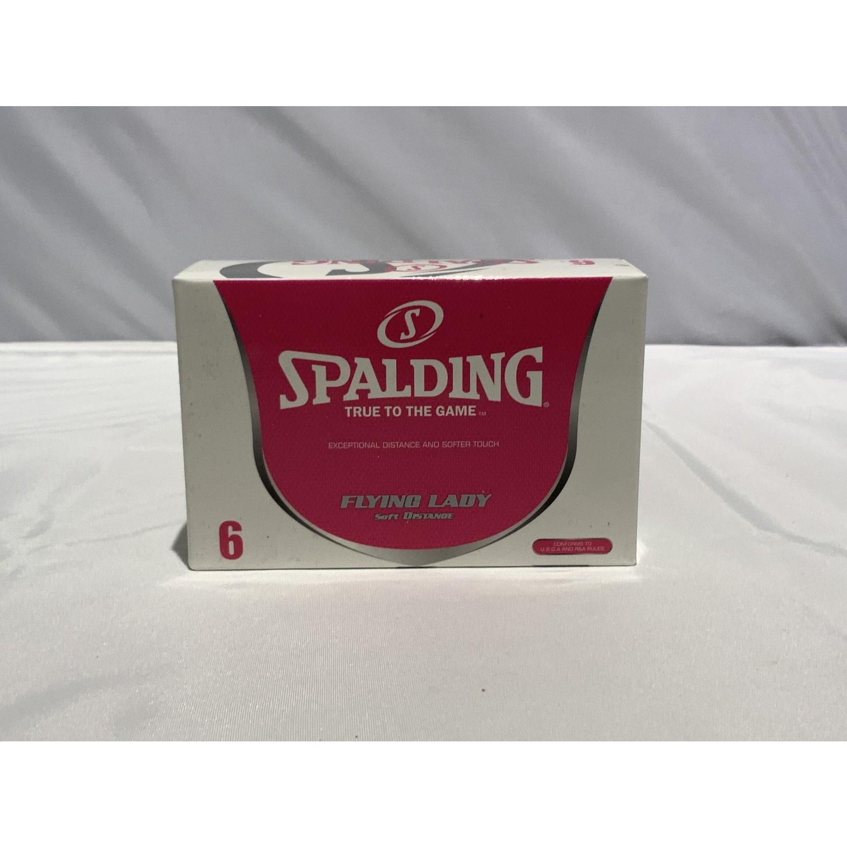 Spalding Spalding Flying Lady - 6 pack wit