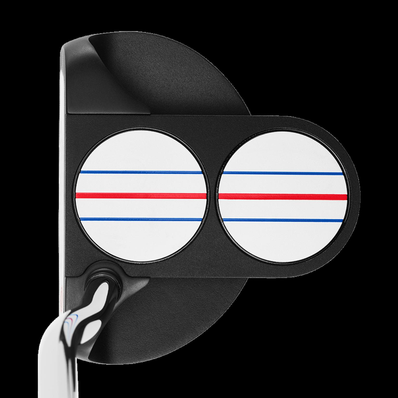 "Odyssey Odyssey Triple Track 2-BALL OS grip 35"""