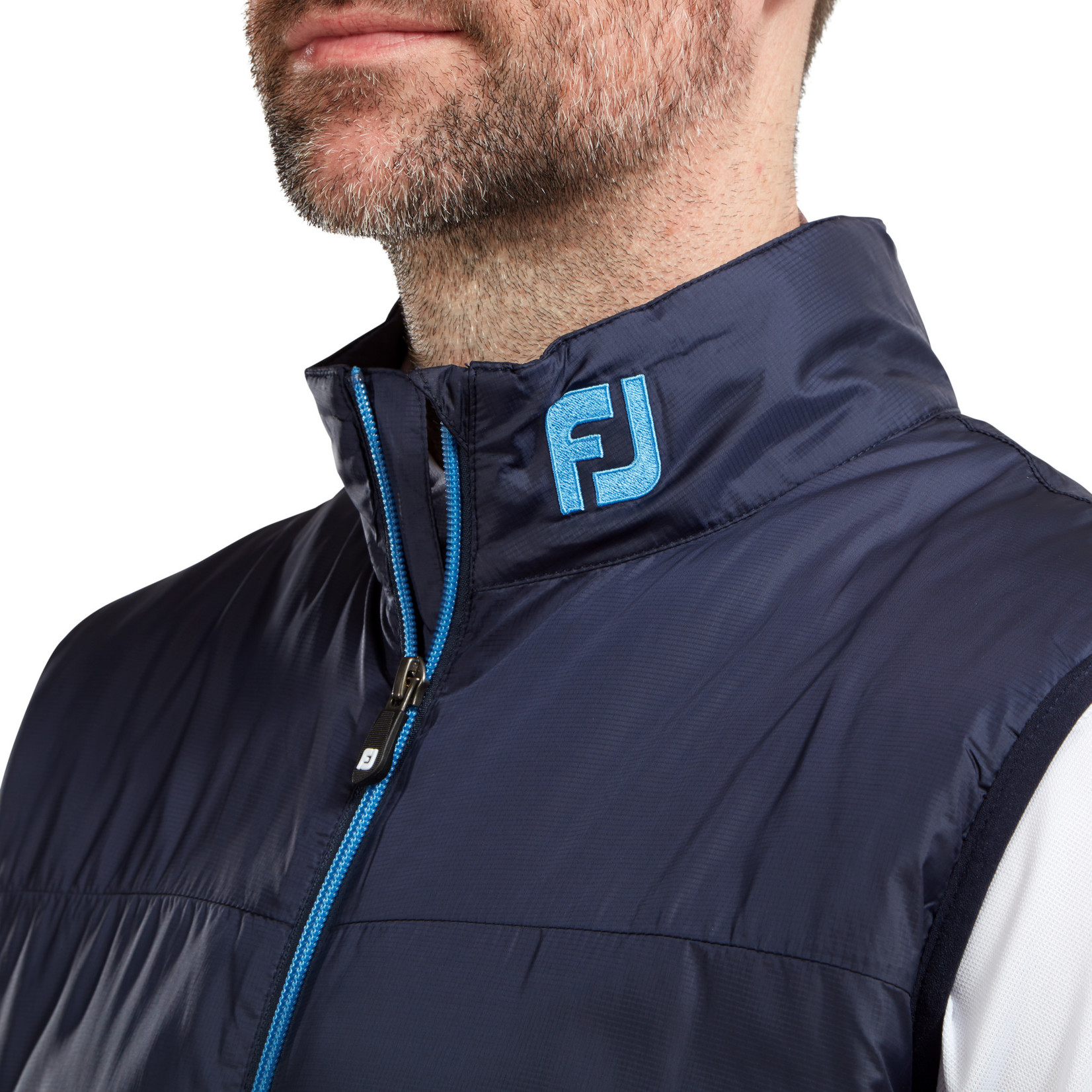Footjoy Footjoy  Light Thermal Vest NAVY/LAGOON