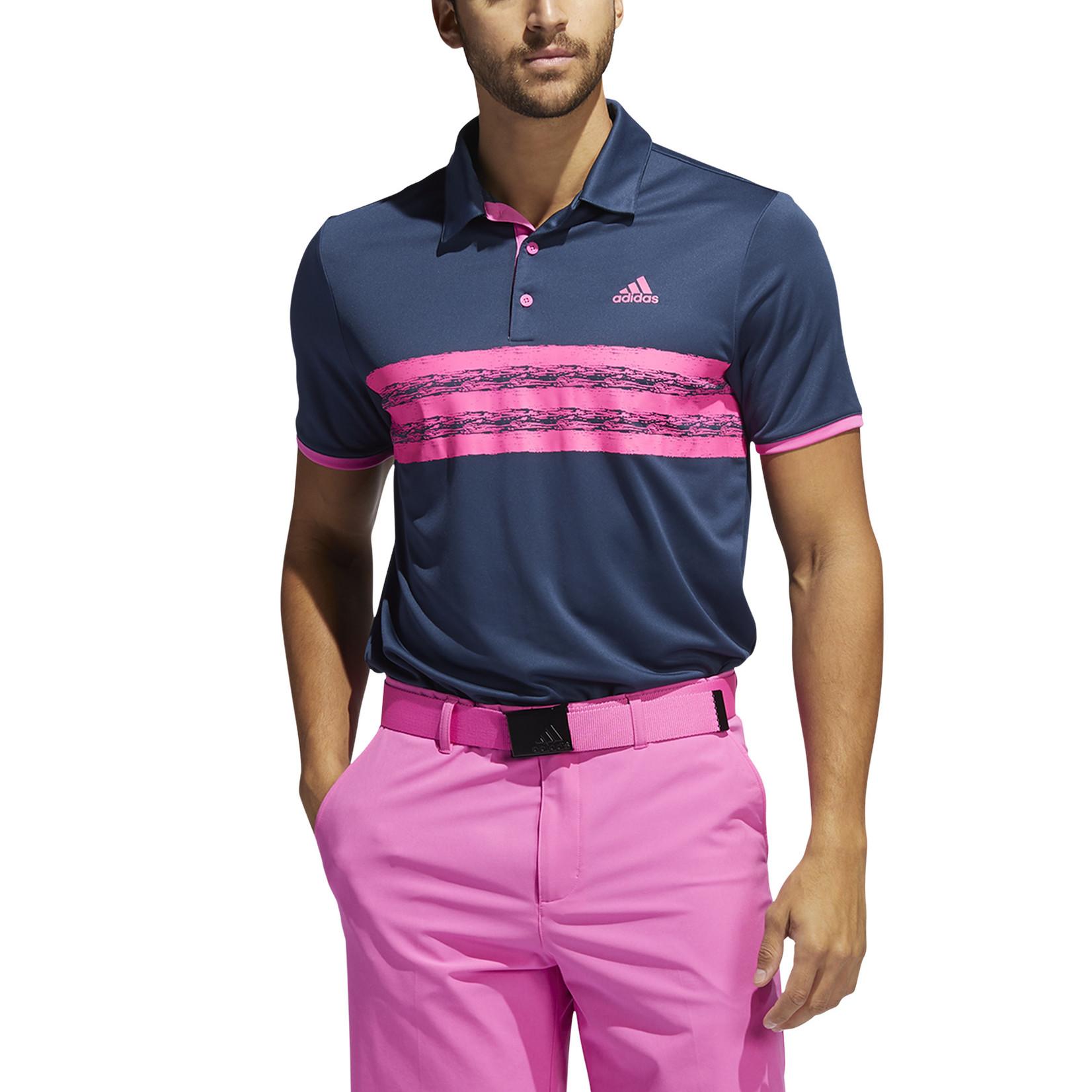 Adidas Adidas Core Polo LC - Navy/Pink