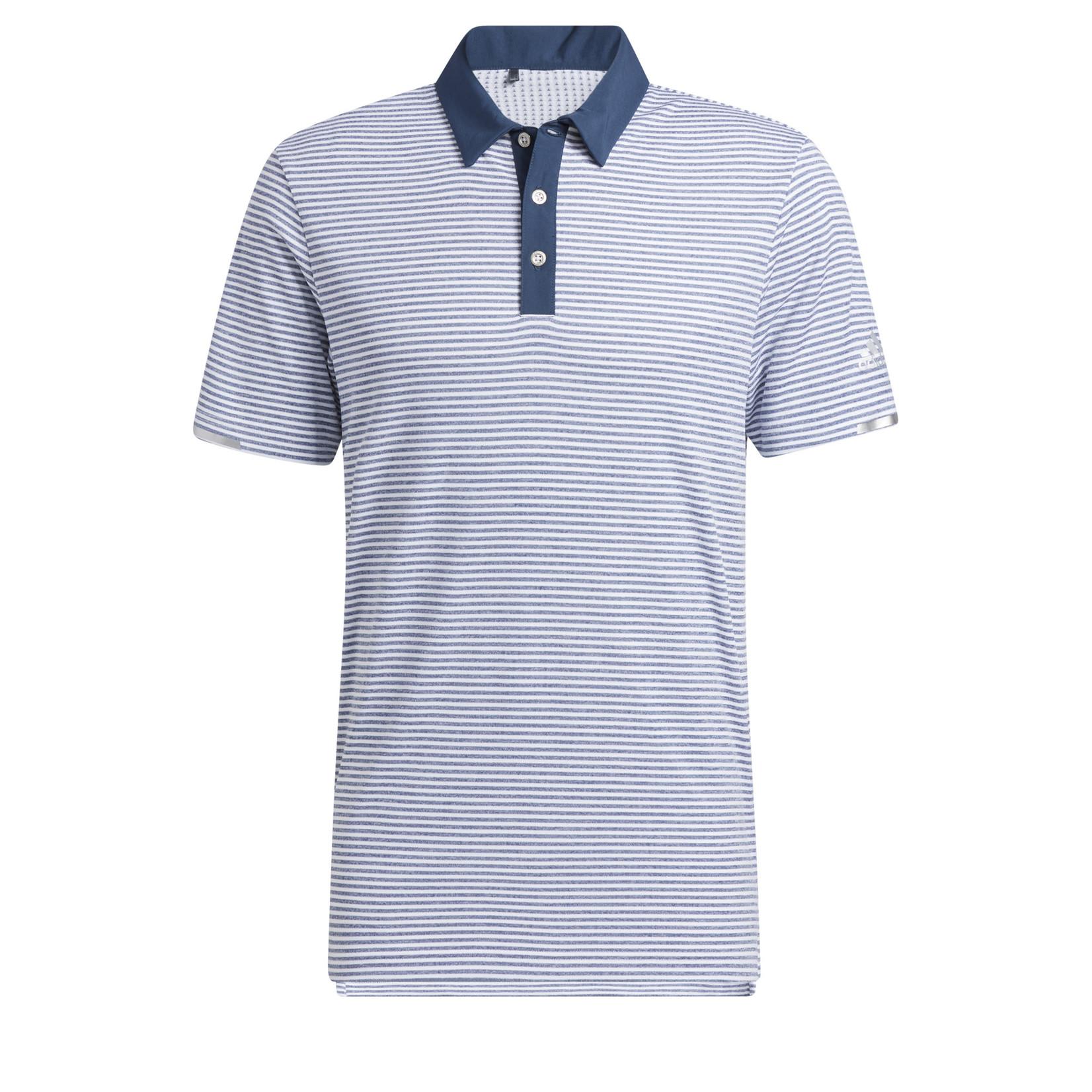 Adidas Adidas Polo H.Rdy Microstripe Navy/White