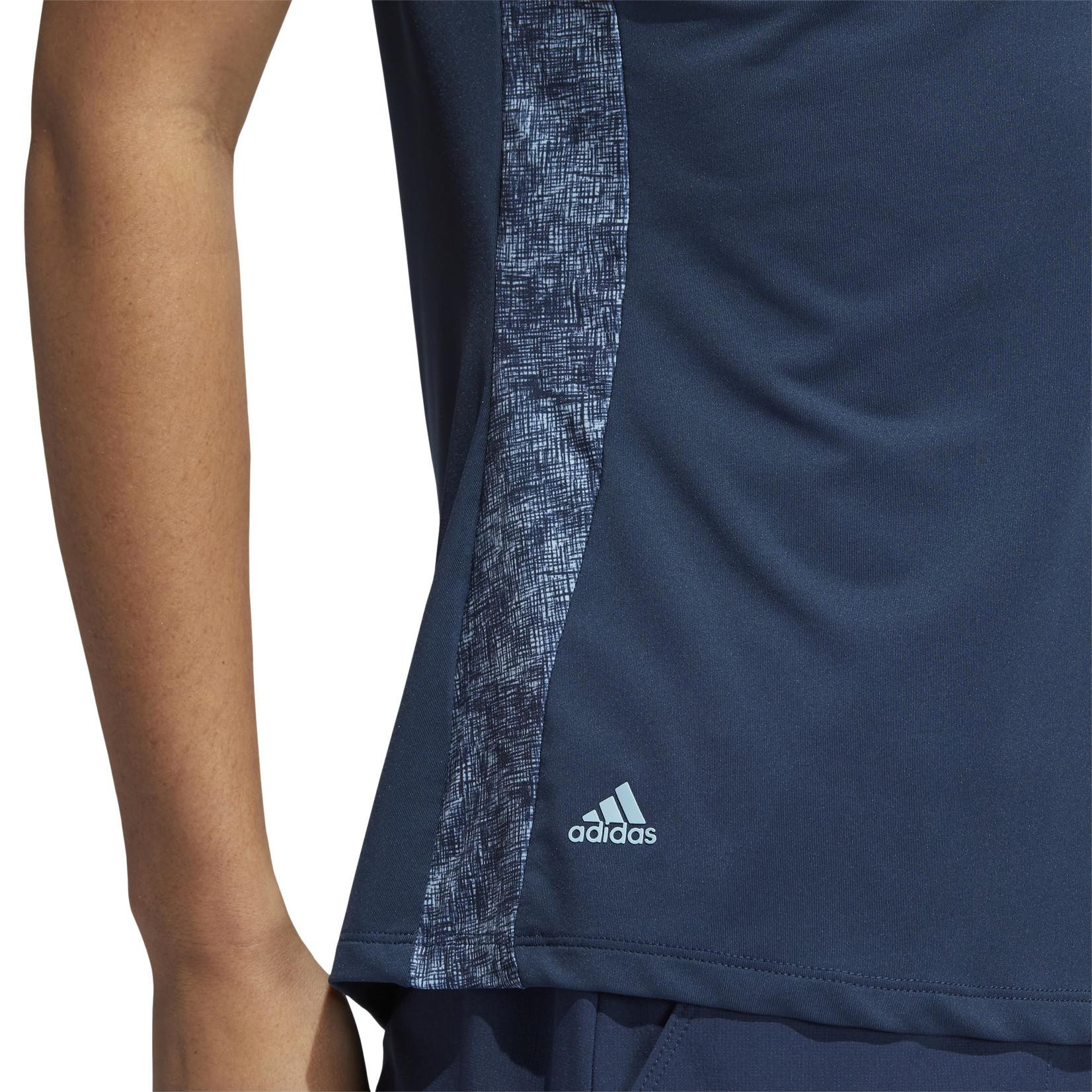 Adidas Adidas W ULT Print Polo - Navy