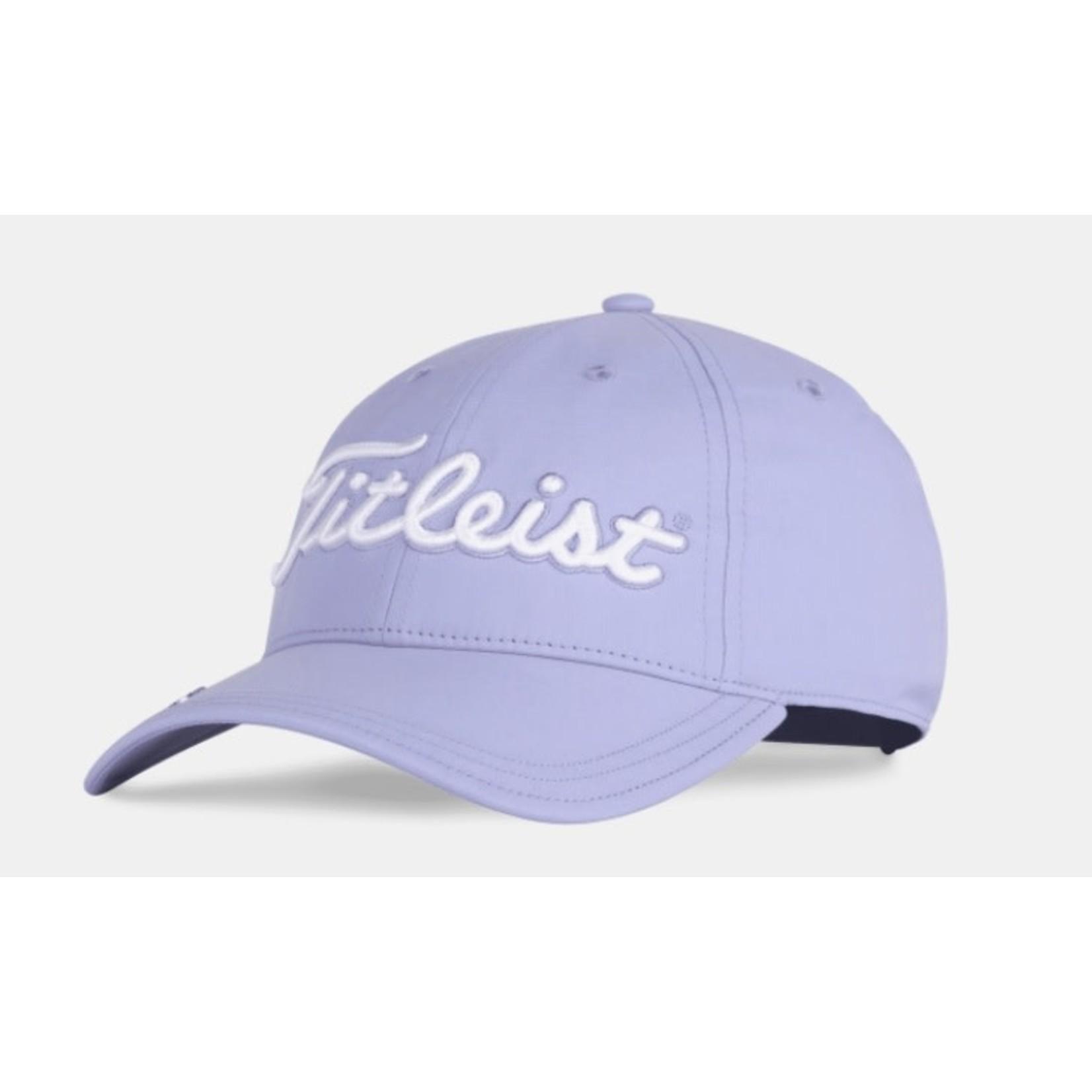 Titleist Titleist Tour Performance Lavendel/White CAP