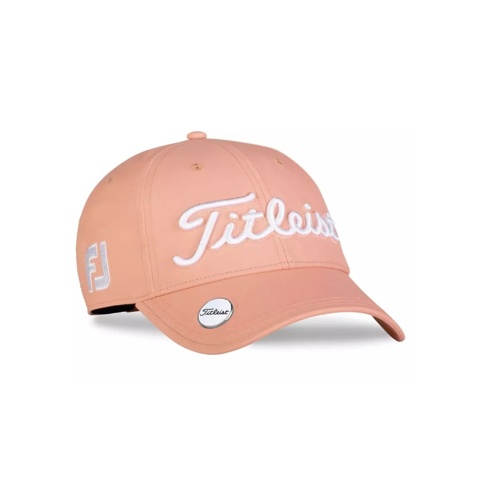 Titleist Titleist Tour Performance Pastel Oranje CAP