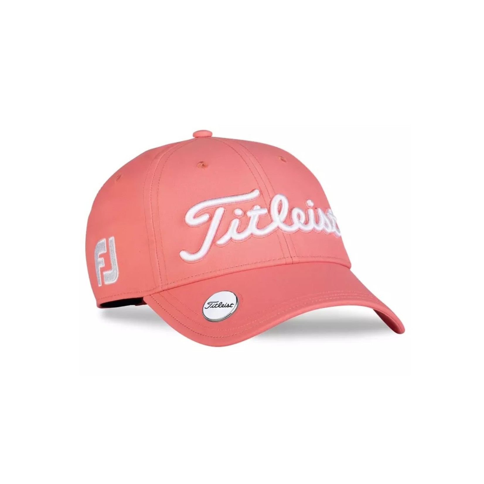Titleist Titleist Tour Performance Pastel Pink CAP