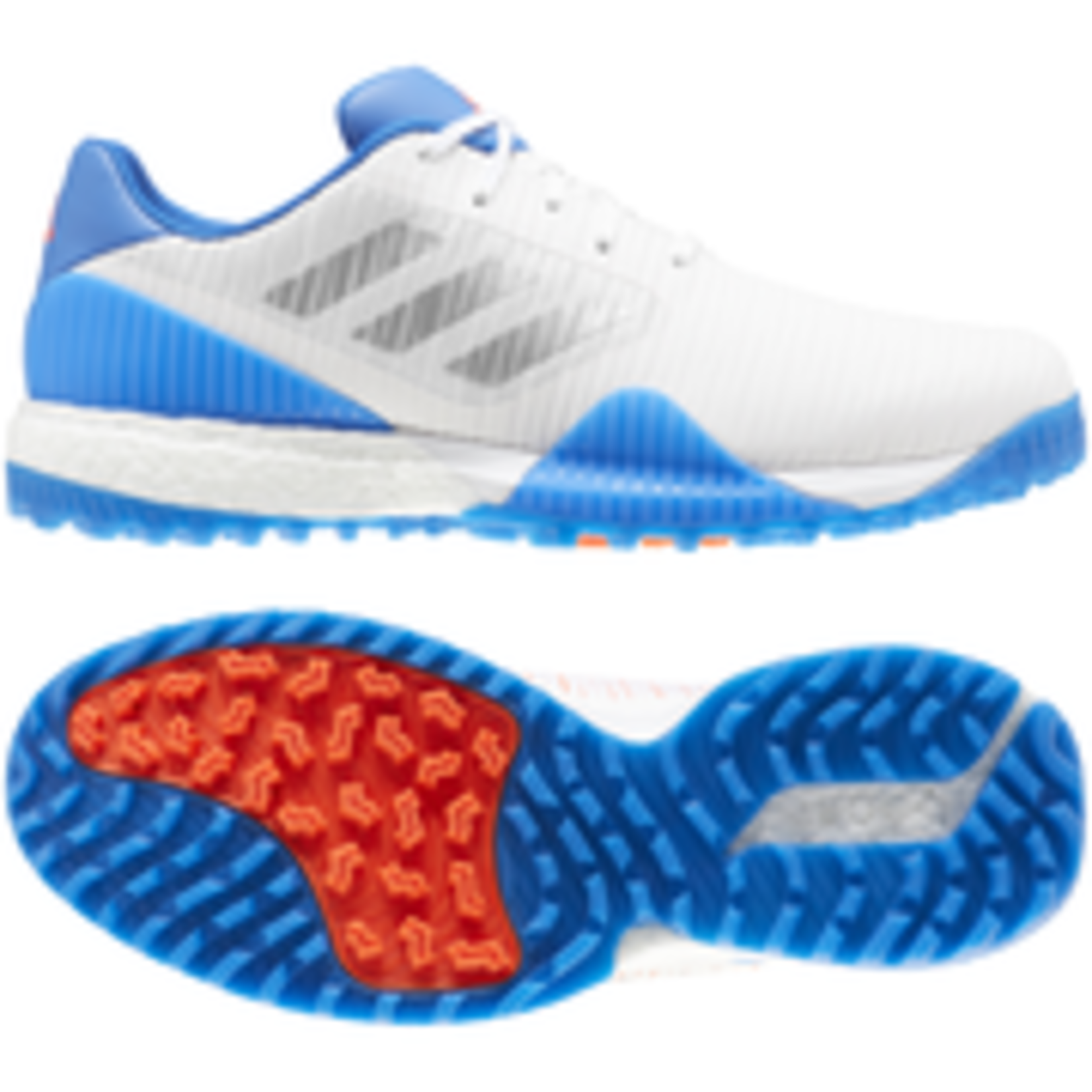 Adidas Adidas CodeChaos Sport White/Blue WIDE