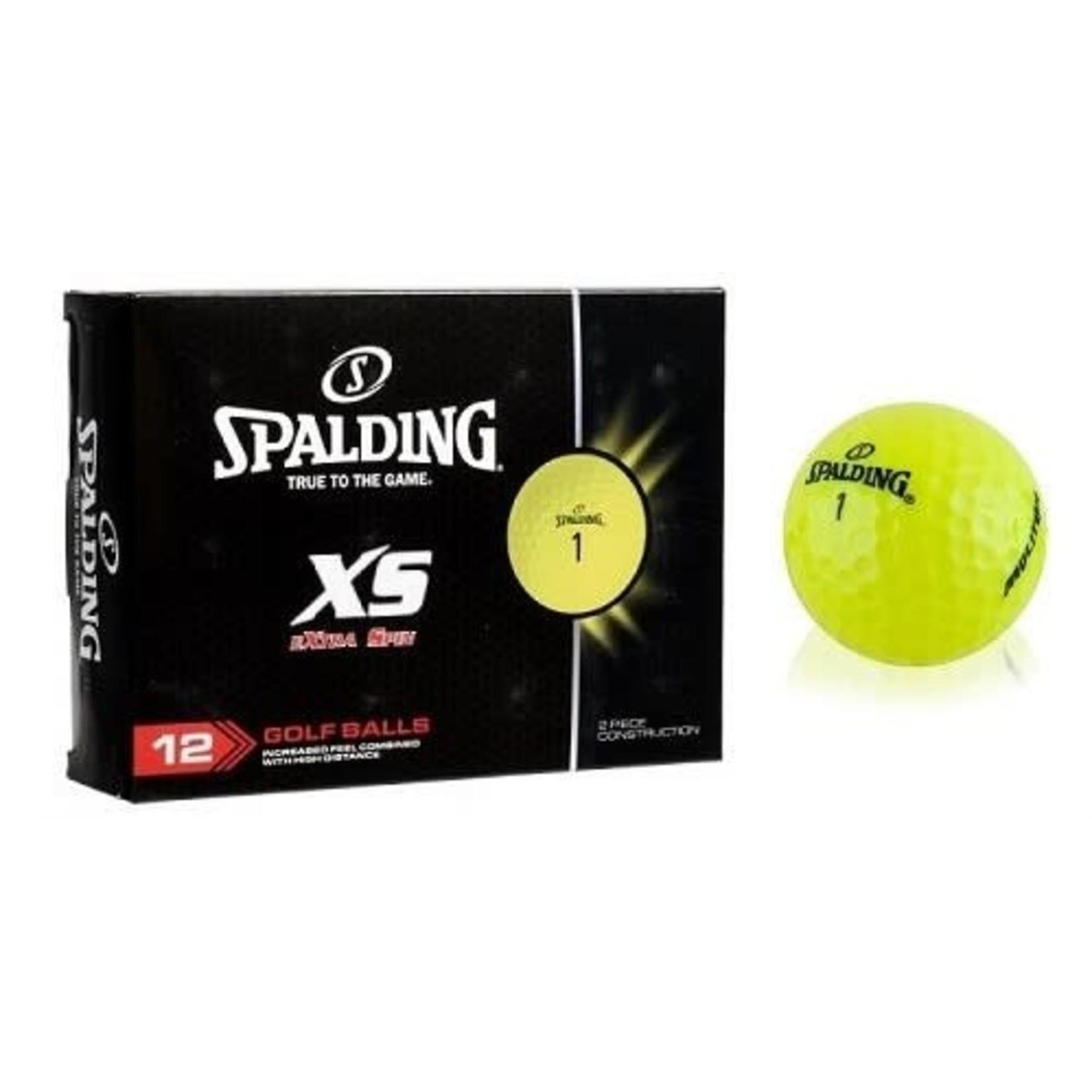 Spalding Spalding XS dozijn Geel