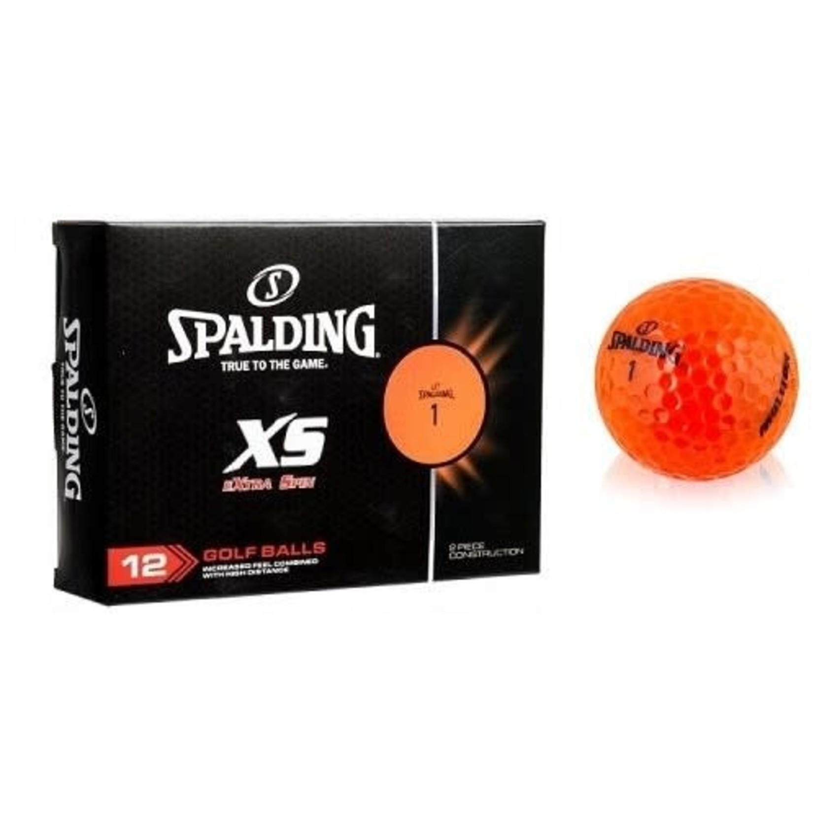 Spalding Spalding XS dozijn Oranje